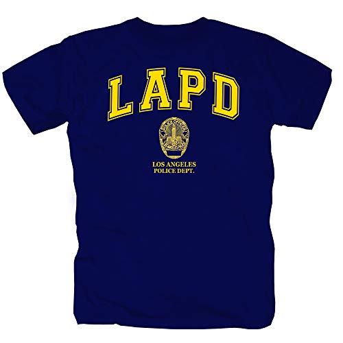 pro-Camicia LAPD T-Shirt (M)