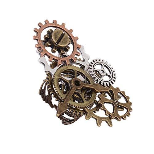 WeishenG Ample Verschiedene Matos Boden Teile für die Industrie mit Clock-Steampunk Ring Ring - Kupfer