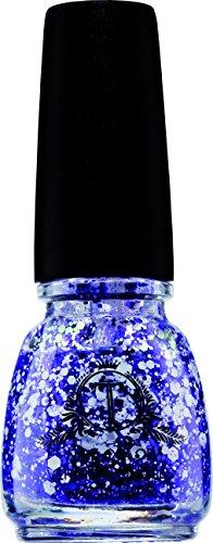 Trosani Nagellack glitter Queen - Westminster purple, 1er Pack (1 x 5 ml)