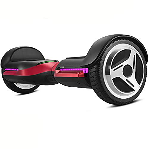 Spadger G1 Premium Hoverboard Auto-Balancing Wheel with...