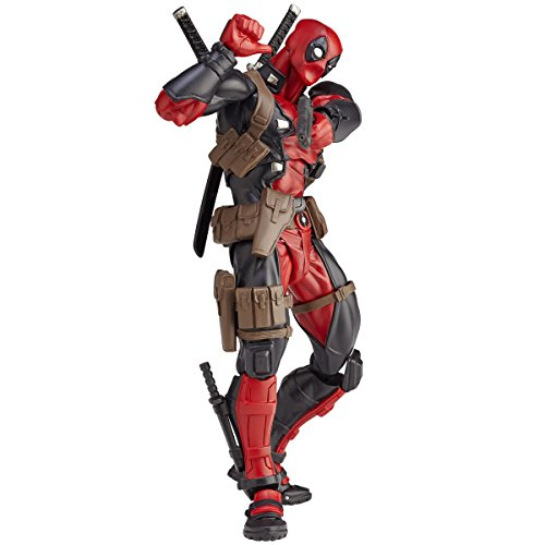 Marvel - Deadpool - Amecomi / Amazing Yamaguchi [Legacy of Revoltech] [Importación japonesa]