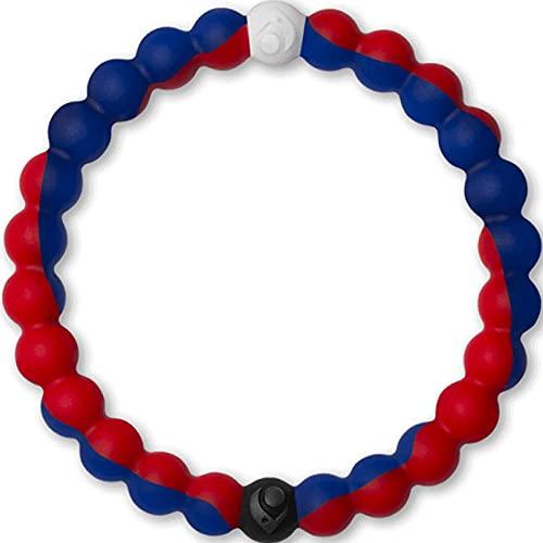 Lokai University of Mississippi Game Day Silicone Collegiate Bracelet,...
