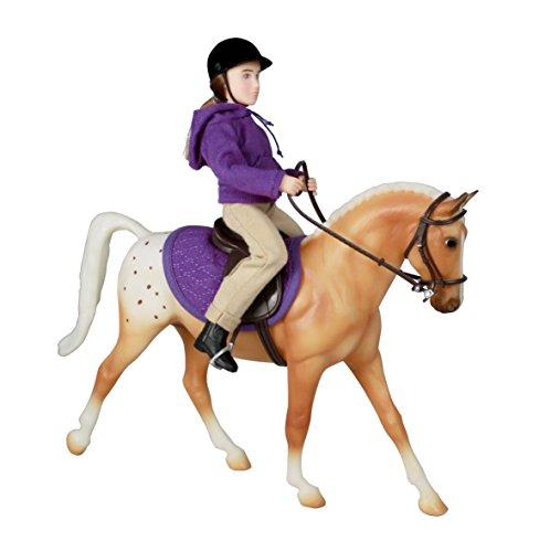 Breyer 61069 - English Horse and Rider, Modepuppen und Zubehör