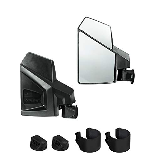 Pair Kolpin 98330 UTV Universal Side Mirror