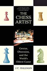 Image of The Chess Artist: Genius. Brand catalog list of St Martins Press 3PL.