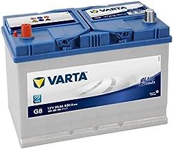 Varta Blue Dynamic G8 Batería de arranque, 5954050833132