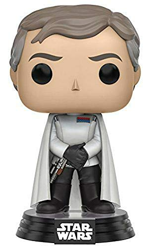 Funko Director Orson Krennic Figura de Vinilo, colección de Pop, seria Star Wars Rogue One, Multicolor (10459)
