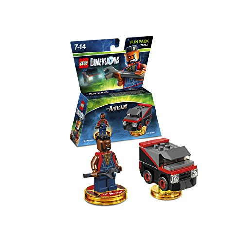LEGO Dimensions: El Equipo A
