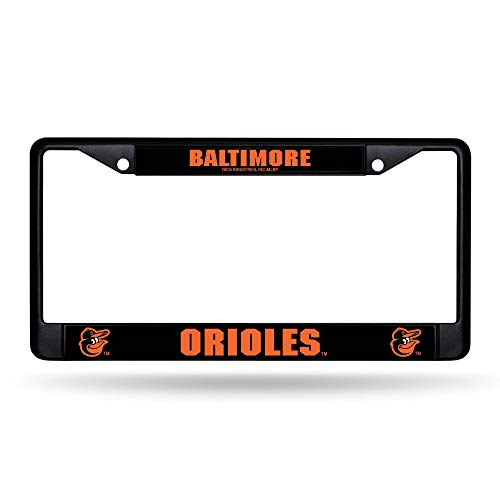 Orioles license plate