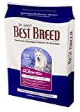 Best Breed Grain Free Salmon with Fruits & Vegetables Made in USA [Natural Dry Dog Food for All Breeds and Sizes] - 15lbs.