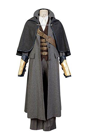 Kucos Bloodborne Komplette Set Cosplay Kostüm Herren XL