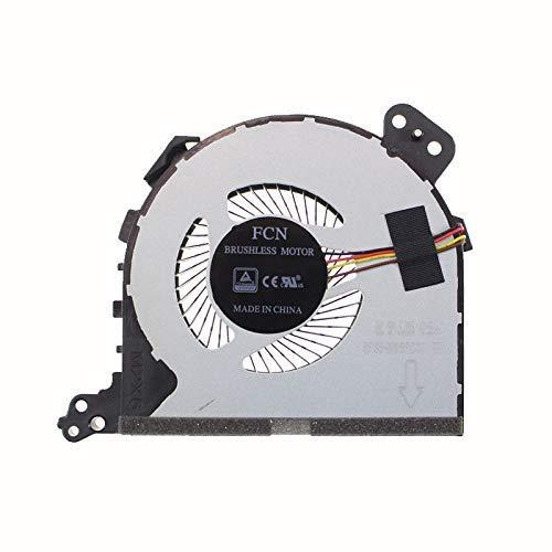 Ventilador de CPU ndliulei Reemplazo del ventilador de refrigeración de la CPU del ordenador portátil para Lenovo Ideapad 320-15ABR 320-15AST 320-15IAP 320-17IKB 320-17ISK DC28000DBF0 Accesori