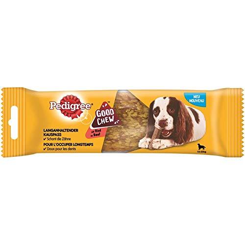 PEDIGREE Snack GoodChew mittelgroße Hunde | 14 x 88g Hundesnack