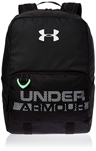 Under Armour, Boys Armour Select Backpack, Zaino, Bambino, Nero (Black/Black/White 001), Taglia Unica