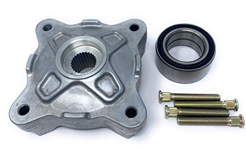 7518654 3514699 Wheel Hub Service kit with 44mm ID Studs Bearings Front Left Right Replacement for 2008-2014 Polaris RZR 800 EFI Replaces# 5137219