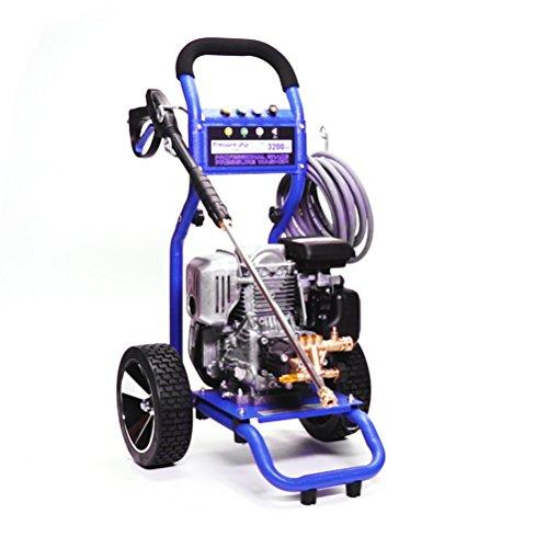 Pressure Pro PP3225H Dirt Laser Pressure Washer, Blue, Black, Silver
