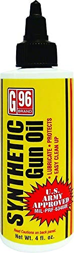 G96 PRODUCTS INC 1053 Synthetic CLP Gun Oil (4 OZ)
