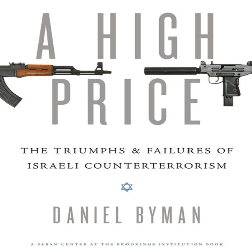 A High Price audiobook cover art