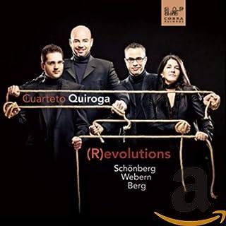 Revolutions: String Quartets