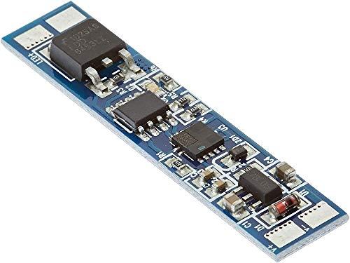 Jandei - Interruptor por proximidad para tira led y electrónica, 12/24V DC 96W, en PCB pequeño para montajes