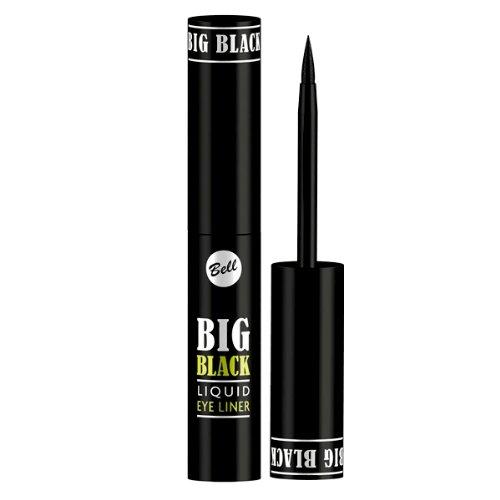 Bell - Eye-liner Big Black - Pointe feutre