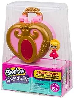 Shopkins Lil Secrets- Lil Gems Jewellry Store Secret Locket