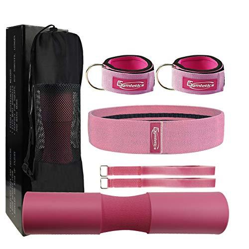 almohadilla para barra de pesas fabricante Gymletics