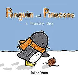 Penguin and Pineconeby Salina Yoon