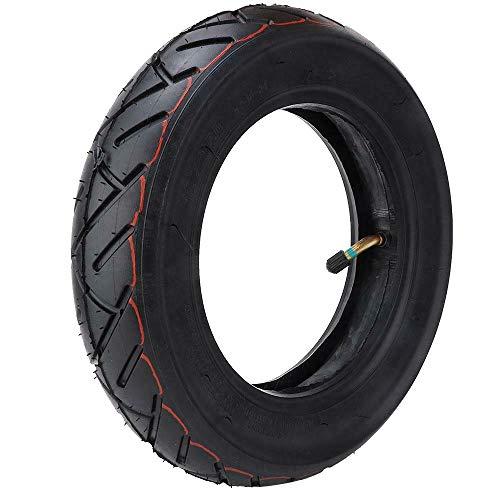 Heritan Neumático eléctrico de la vespa del neumático externo de 10 pulgadas y del tubo interno neumático antideslizante para Mijia M365 Accesorios