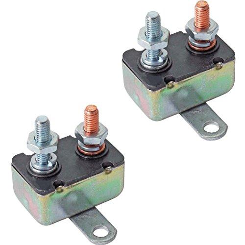 American Volt 2-Pack 40 Amp Disjoncteur Automatique 40 A électriques Fan phares de Voiture Truck SUV