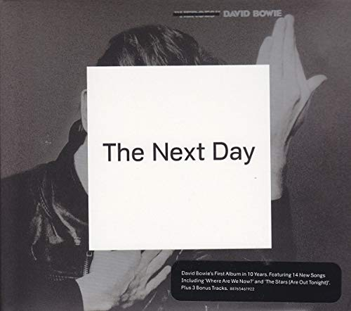 The Next Day (Digipack Limited Edition - 3 Bonus Tracks)