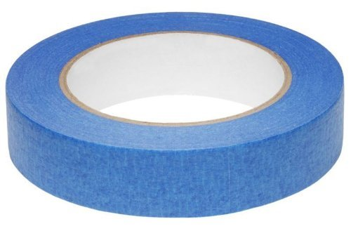 Ultratape - UV Resistant Blue Painters Masking Tape - 25mm x 25m by Bruce Douglas Marketing