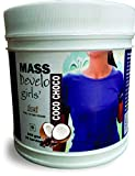 Develo Weight Mass Gainer Protein Shake Powder for Fast Gain in women girls, Nutrition Food Supplement, Health Drink with Natural Fat Energy I 27 Vitamins & Minerals I 600gm CocoChoco Flavour