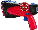 Laser Tag Blasters Spider Man para niños con Luces infrarrojas y vibra Cuando es golpeado
