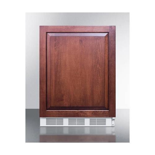 Why Should You Buy Summit CT661BIIFADA Refrigerator, Brown