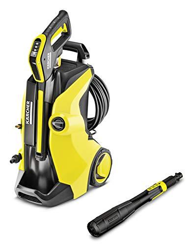 Kärcher Karcher K 5 Full Control Plus Pressure Washer, 2.1 W, Yellow/Black, Medium