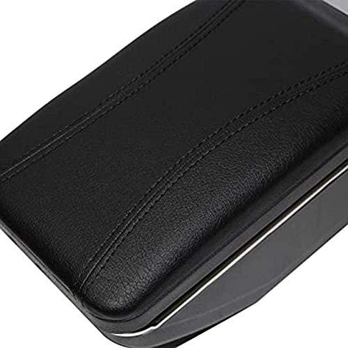 Apoyabrazos de Las Consolas centrales delCoche,para BMW Mini Cooper Coupe-Allblack