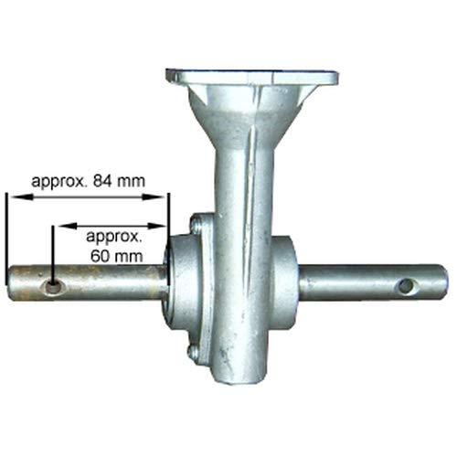 ATIKA Ersatzteil | Getriebe komplett für Bodenhacke BH 800