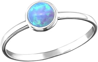 Double Line Jeweled Rings 925 Sterling Silver Polished Nickel Free Liara