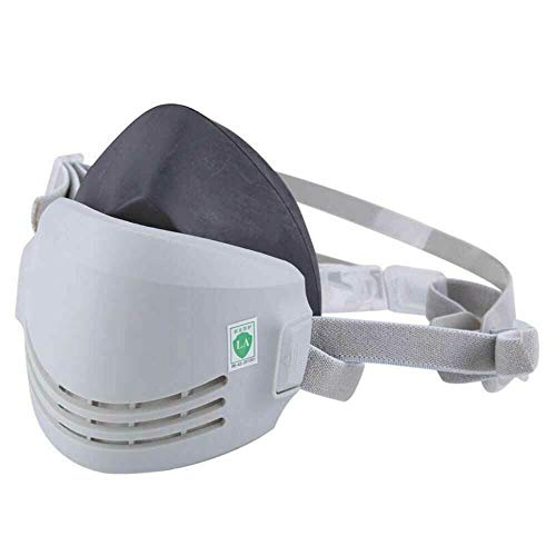 ST-AX Reusable Dust Half Respirator, Reusable Standard Respirator with a...
