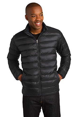 Port Authority Men's Down Jacket 4XL Black