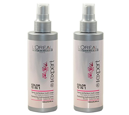 2x L´Oreal Professionnel Série Expert Color 10 in 1