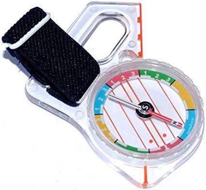 Moscompass favorite Model 8 Rainbow - Compass for shop Orienteering Elite Left