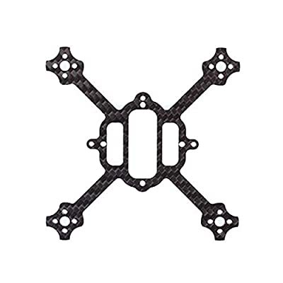 BETAFPV HX100 Mini FPV Racing Toothpick Frame of Carbon Fiber 100mm for HX100 3S Brushless Racing Whoop Drone Toothpick Carbon Fiber