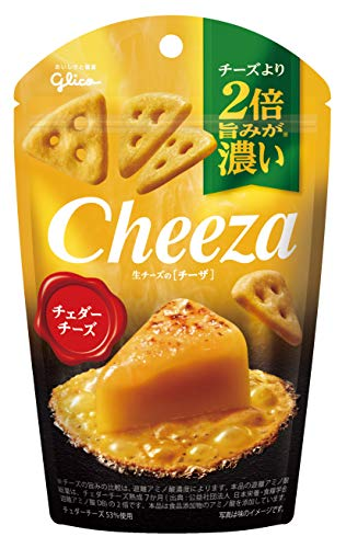 生チーズのチーザ チェダーチーズ 10個