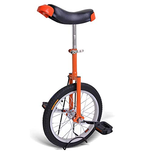 Big Save! Gorilla Unicycles- Orange 18 Inch Wheel Unicycle