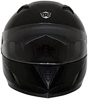 Royal Enfield Gloss Black Full Face Helmet Size (M)58 CM (RRGHEA000089)