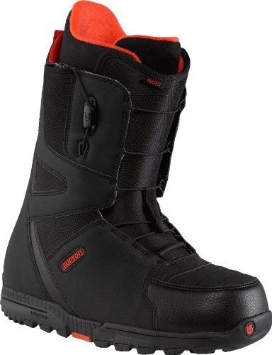 Burton Herren Snowboardschuhe Snowboard Boots Moto, Black, 8.0, 10436100
