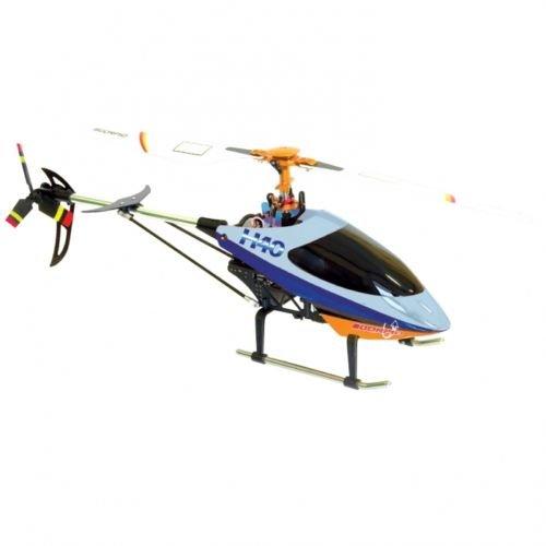 zu Rc Helicopter Robbe H40 Scorpio, Mode 1, Gas rechts Baugleich Walkera V200D02