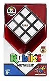 Rubik's- Cubo metálico de Aniversario de Rubik 3x3 (John Adams Leisure Ltd 10840)